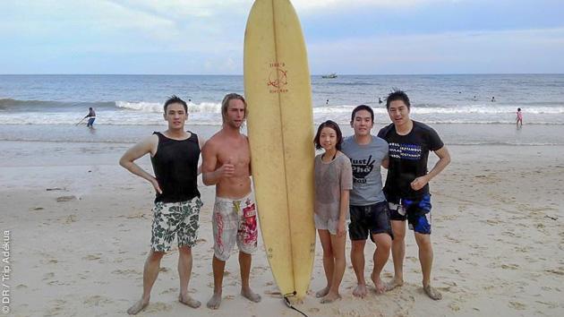 Un séjour surf pour progresser dans les vagues de Mui Ne au Vietnam