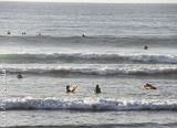 De votre balcon, vue sur les spots de surf de Las Americas - voyages adékua
