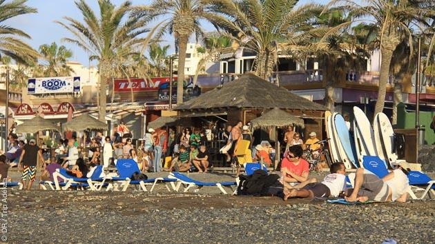 Des vacances surf pour progresser et se détendre à Tenerife, aux Canaries