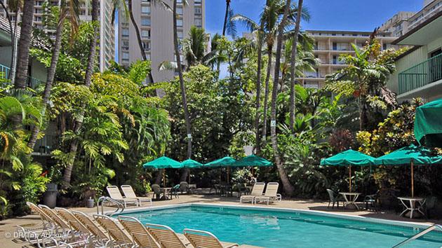 votre hotel pour vos vacances surf à Honolulu