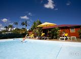 Votre chambre double tout confort dans le meilleur surfcamp de Guadeloupe - voyages adékua