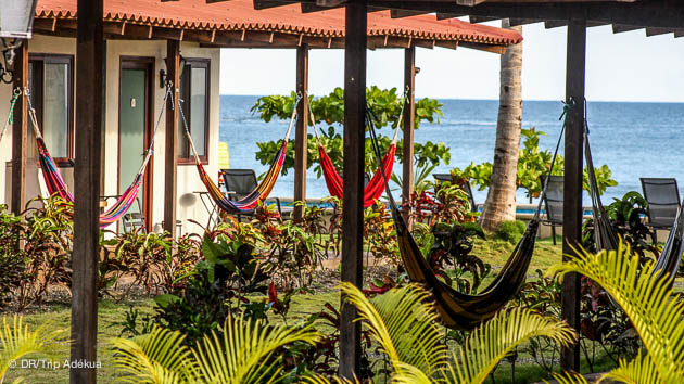 super surfcamp au Panama face au spot de surf