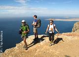 Treks au cœur des paysages volcaniques de Lanzarote - voyages adékua