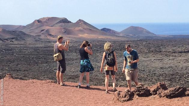 Trois itinéraires de randonnée pendant ces vacances surf à Lanzarote