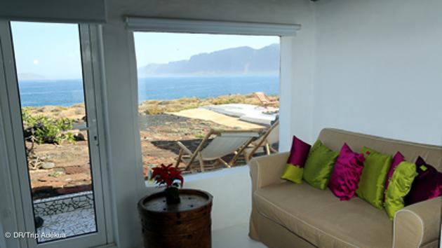 Votre séjour surf et randonnée à Lanzarote logé en appartement sur le spot de Famara