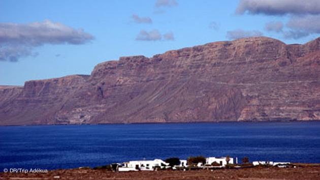le spot de Famara pour le surf aux Canaries
